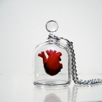 Heart in a Jar halsband - Kiva