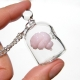Brain in a Jar Necklace - Kiva