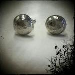 Silver bullet Örhänge - Fijn