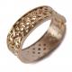 Joanne flätad guld armband - Tokyo Jane