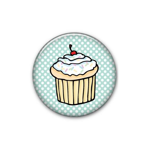 Fickspegel Cupcake
